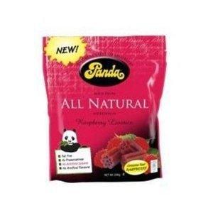 PANDA ALL NATURAL RASPBERRY CUTS BAG 200G